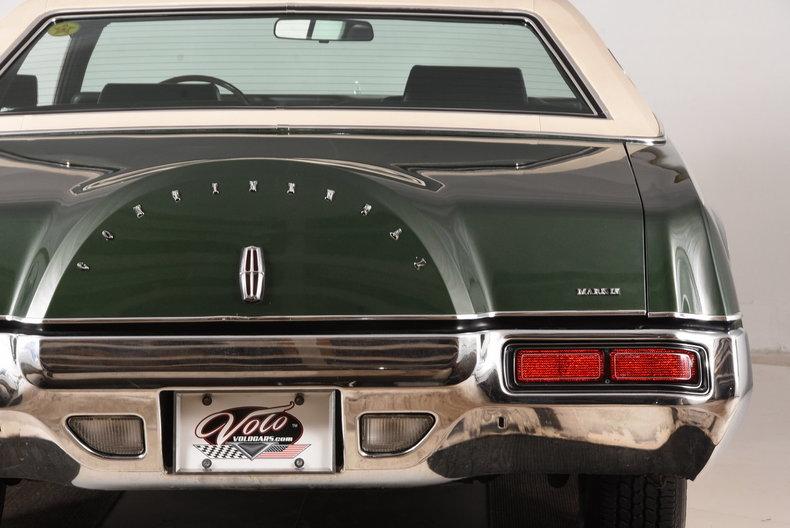 1972 Lincoln Mark IV