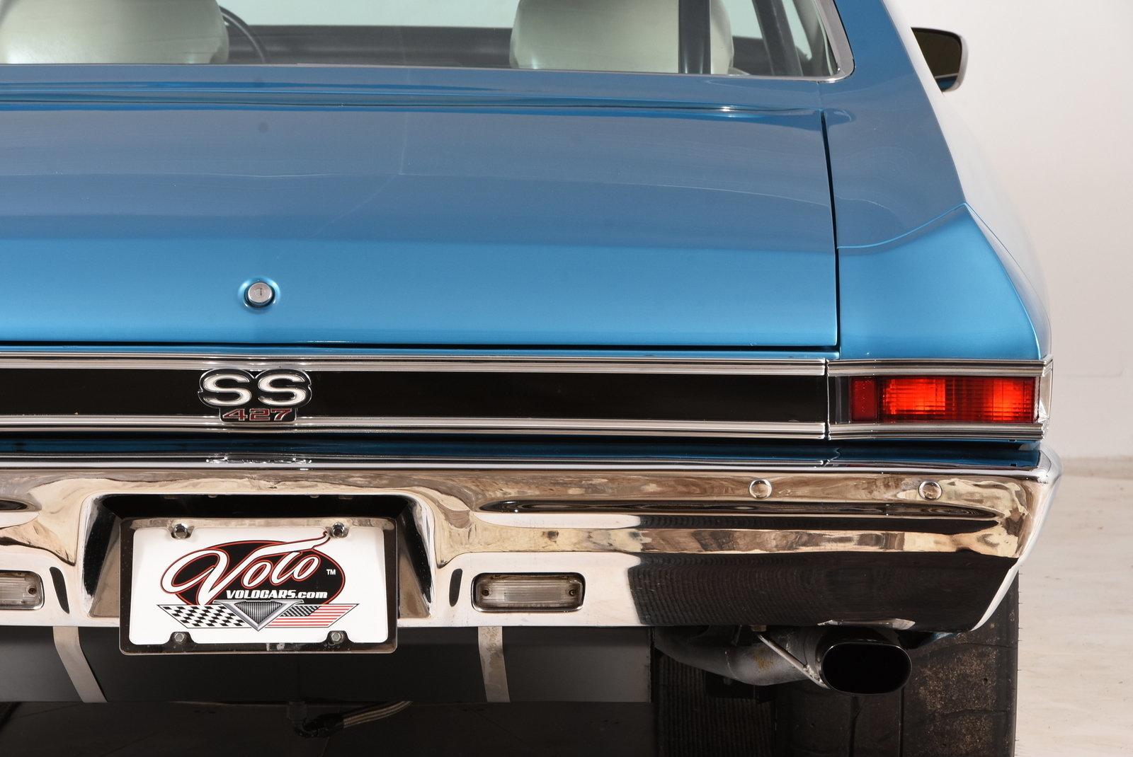 1968 Chevrolet Chevelle Ss For Sale 100136 Mcg