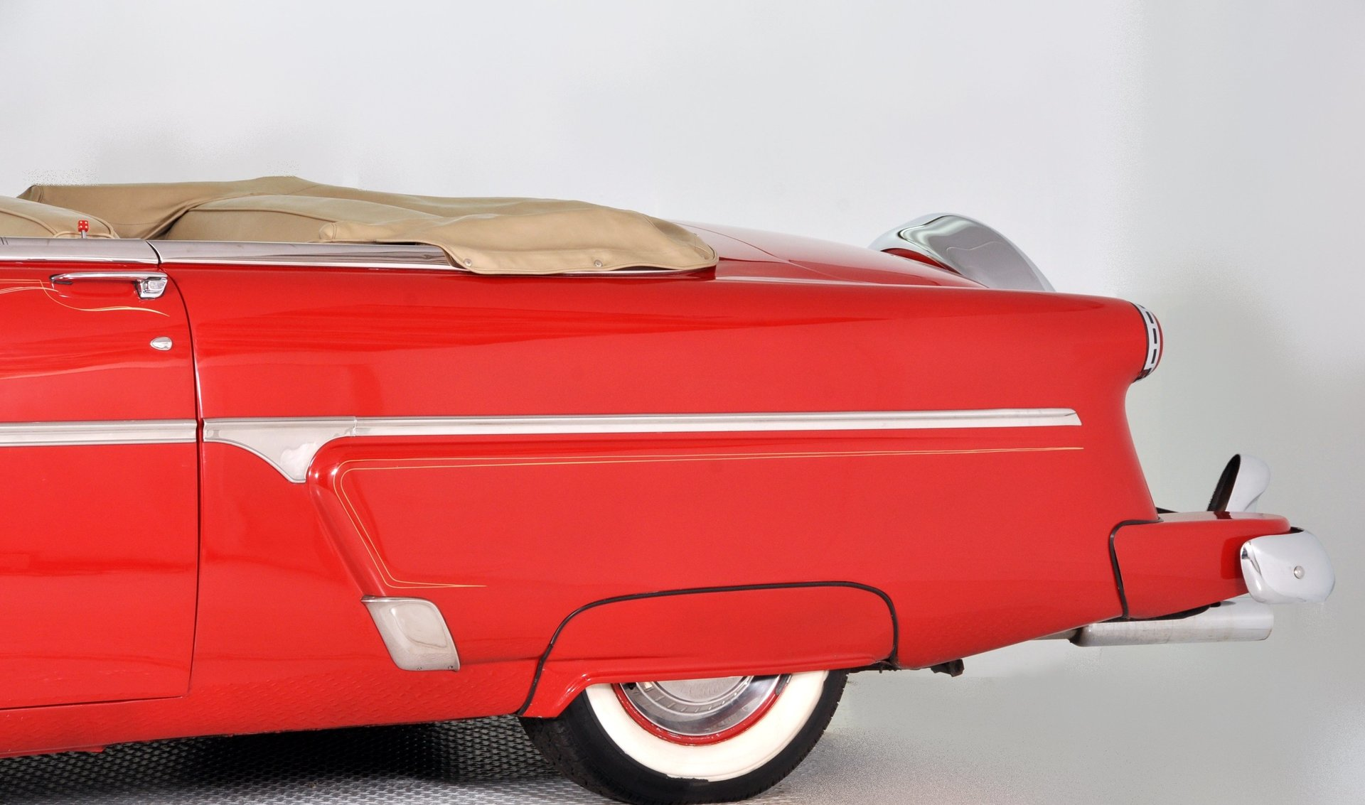 1954 Ford Sunliner For Sale 100748 Mcg Thunderbird Convertible