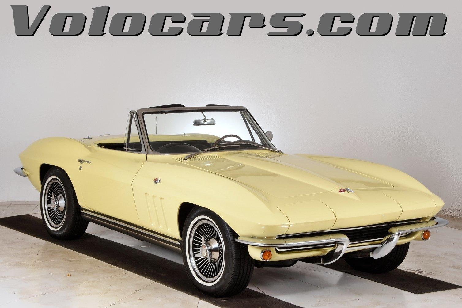 40369503320a93 hd 1965 chevrolet corvette