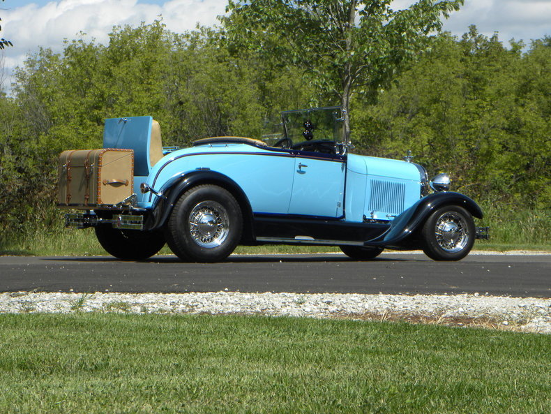 1929 Ford Roadster 4