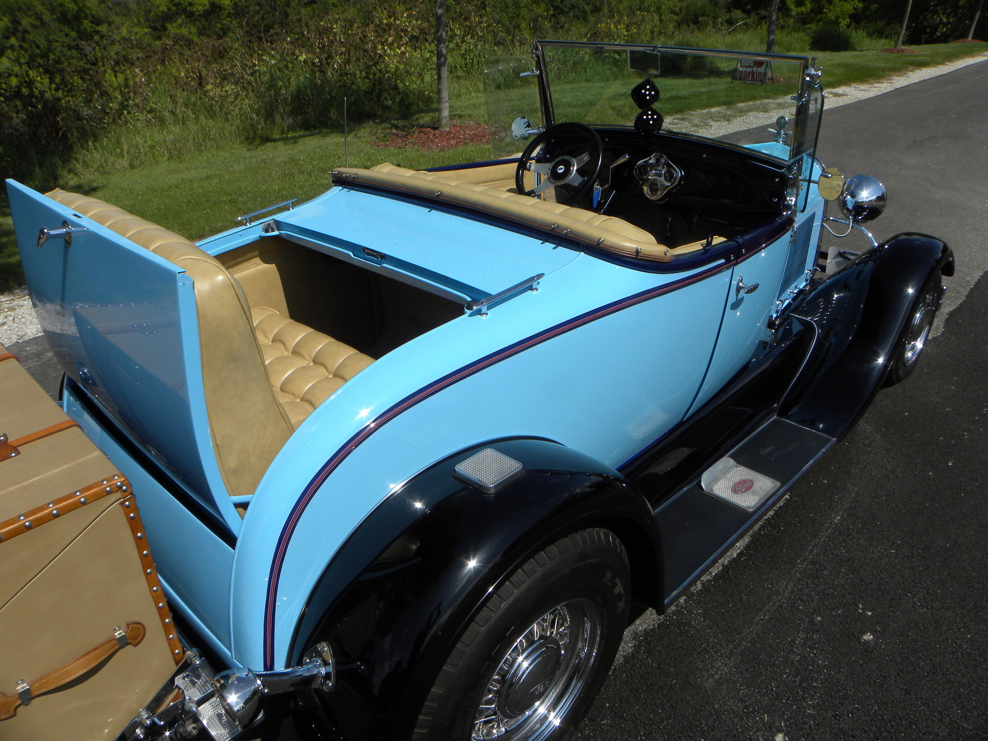 1929 Ford Roadster | Volo Auto Museum