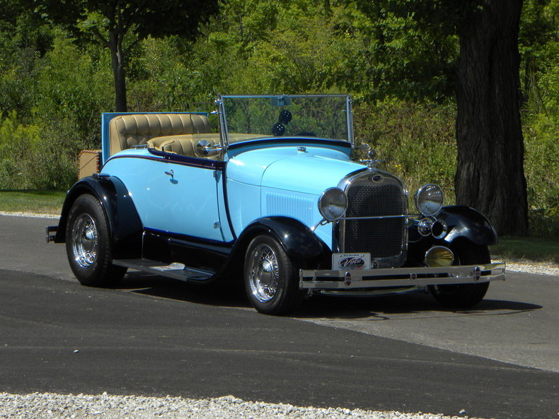 1929 Ford Roadster 1