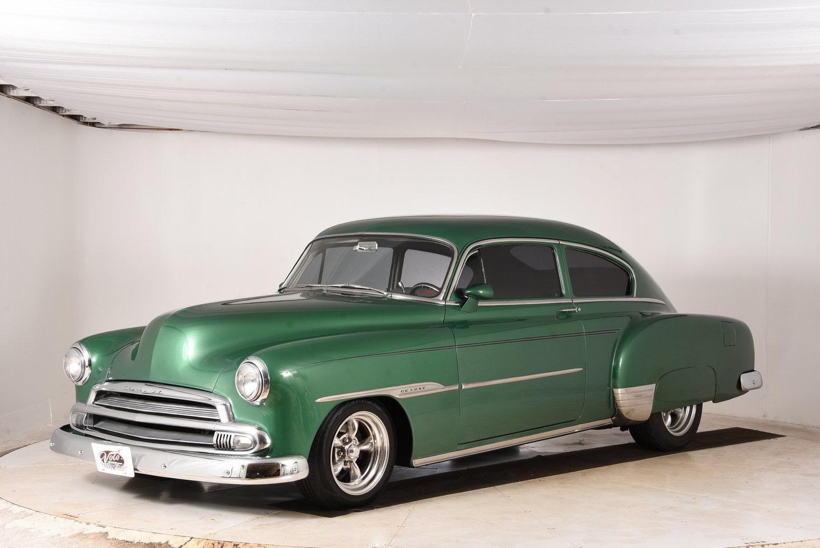 1951 Chevrolet Deluxe For Sale 104197 Mcg 2 Door