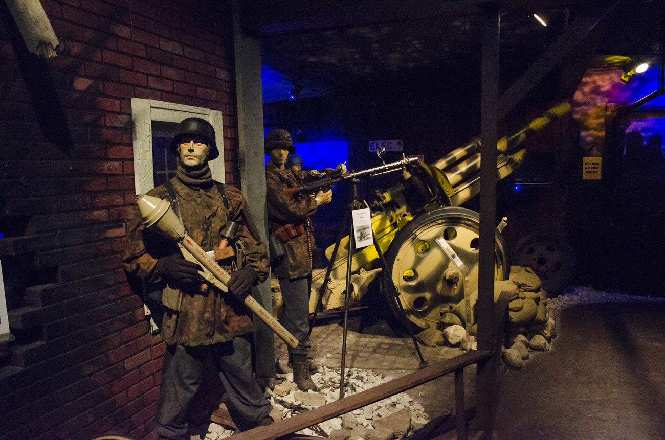 volo auto museum military museum
