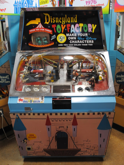 disneyland toy factory mold a rama