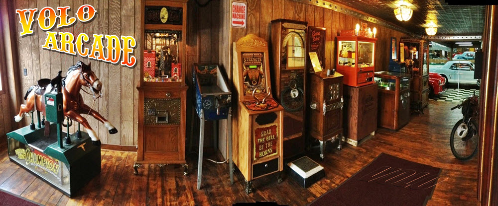 1930's arcades volo vintage arcades