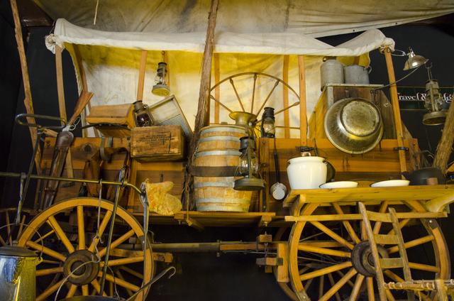 chuck wagon volo