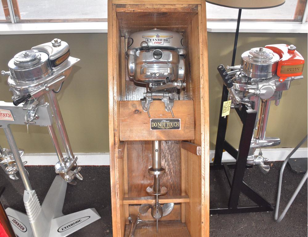antique outboard boat motors