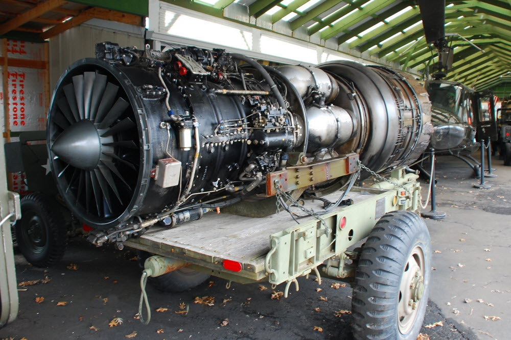 world war ii jet engine