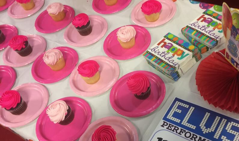 free cupcakes elvis birthday