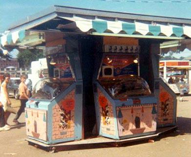 1960's Disneyland mold a rama at fair