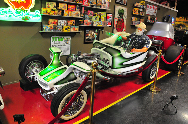 Ed Roth Out law