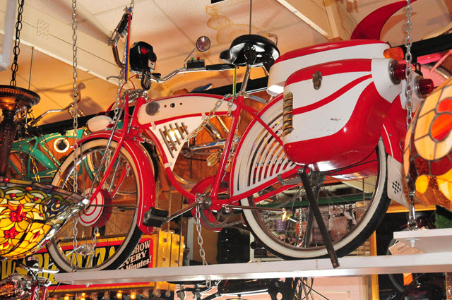 pee wee herman bike