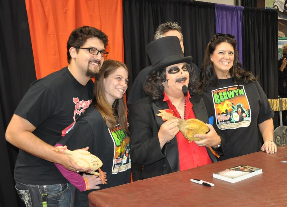 Svengoolie appearance oct 27th 2018 svengoolie appearance oct annual svengoolie meet and greet at the volo auto museum october 27th from 12 2 m4hsunfo