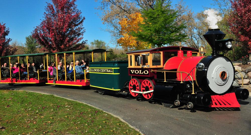train tours fun