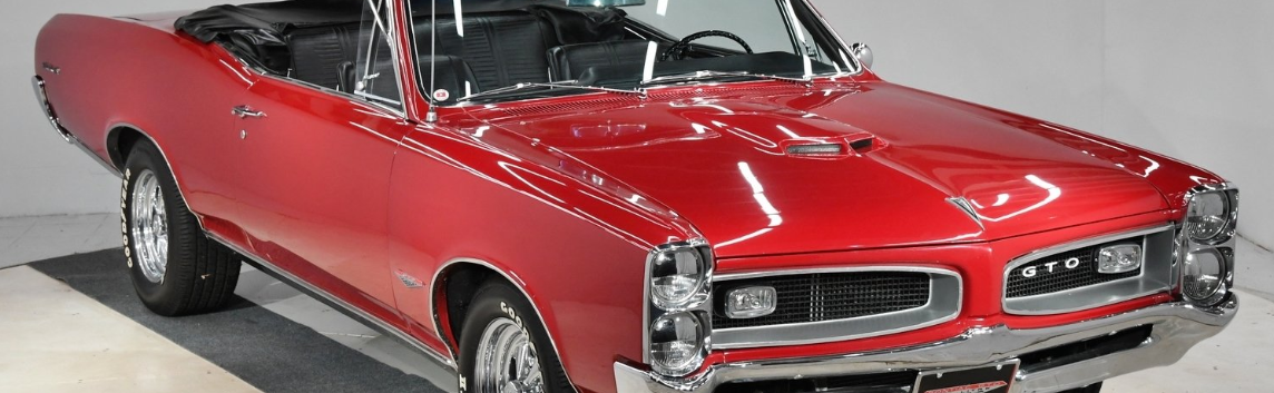 Classic Pontiac cars for sale