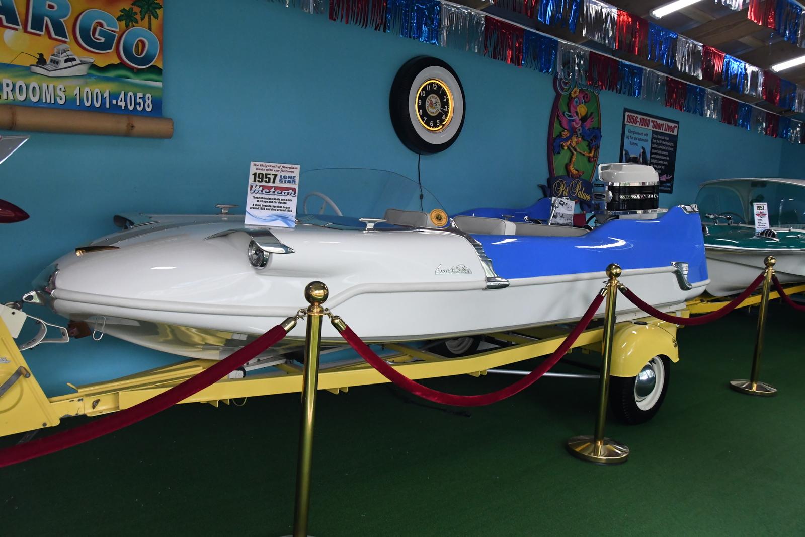 finned boat