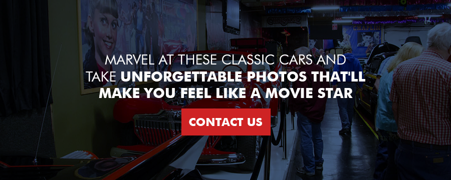 Visit famous movie and tv cars at the Volo Auto Museum
