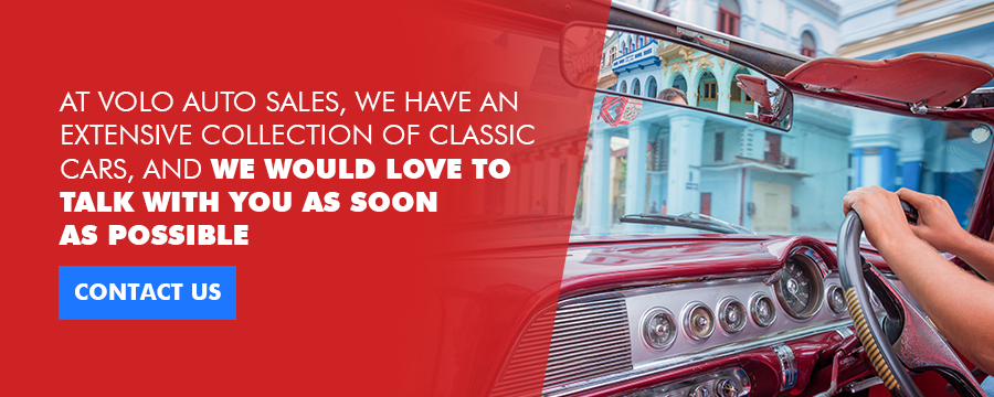 Find your dream classic car