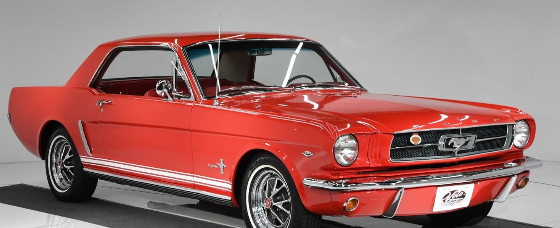 classic muscle car dealer Ford inventory