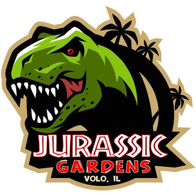 jurassic Garden logo