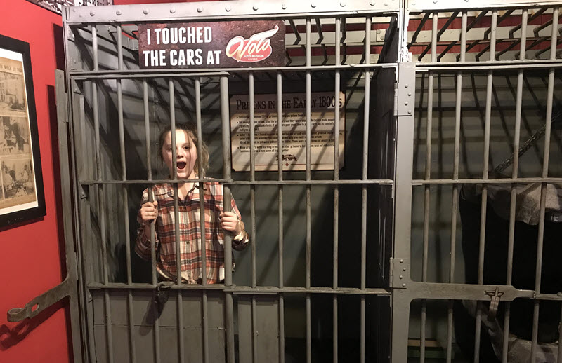 photo op jail