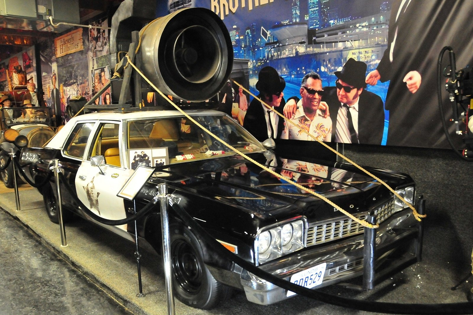 rent the blues brothers Dodge