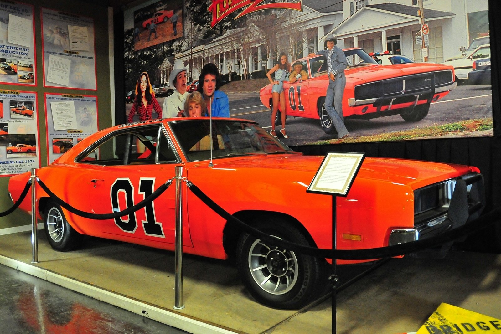 rent the dukes of hazard Dodge Charger