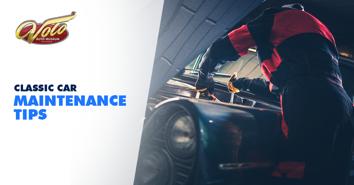 classic car maintenance tips