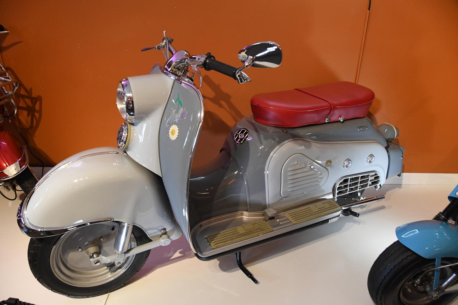 Zundapp scooter