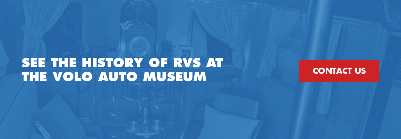 see the history of rvs and campers at Volo