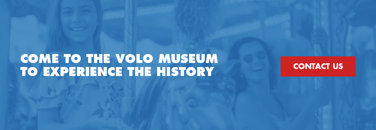 the carousel museum at Volo