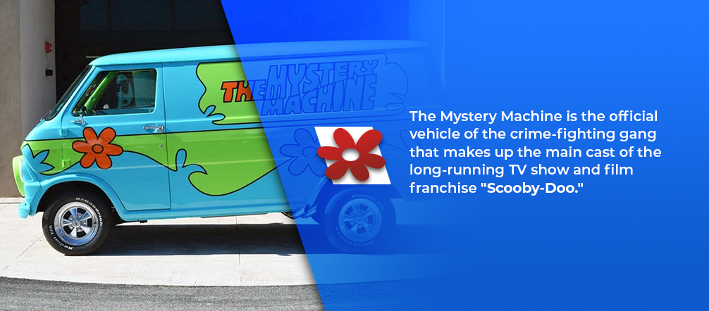 what is the mystery machine