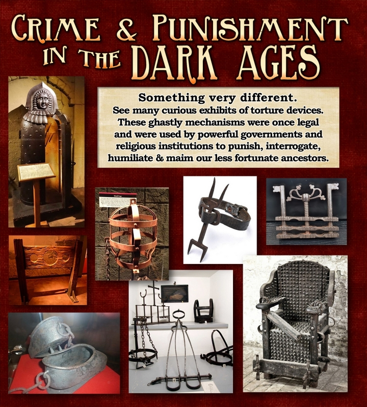 crime and punishment collection