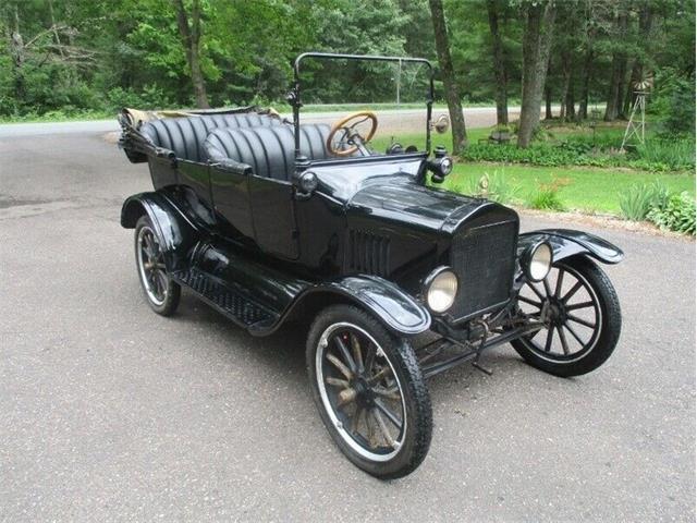 1918 model t