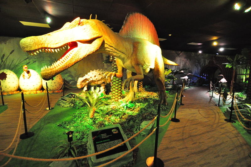 Jurassic Gardens