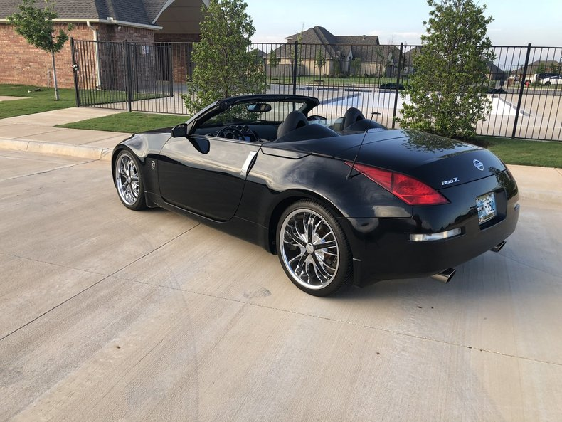 2004 2004 Nissan 350Z For Sale