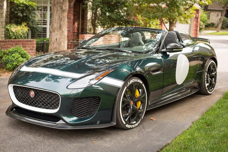 2016 Jaguar F Type