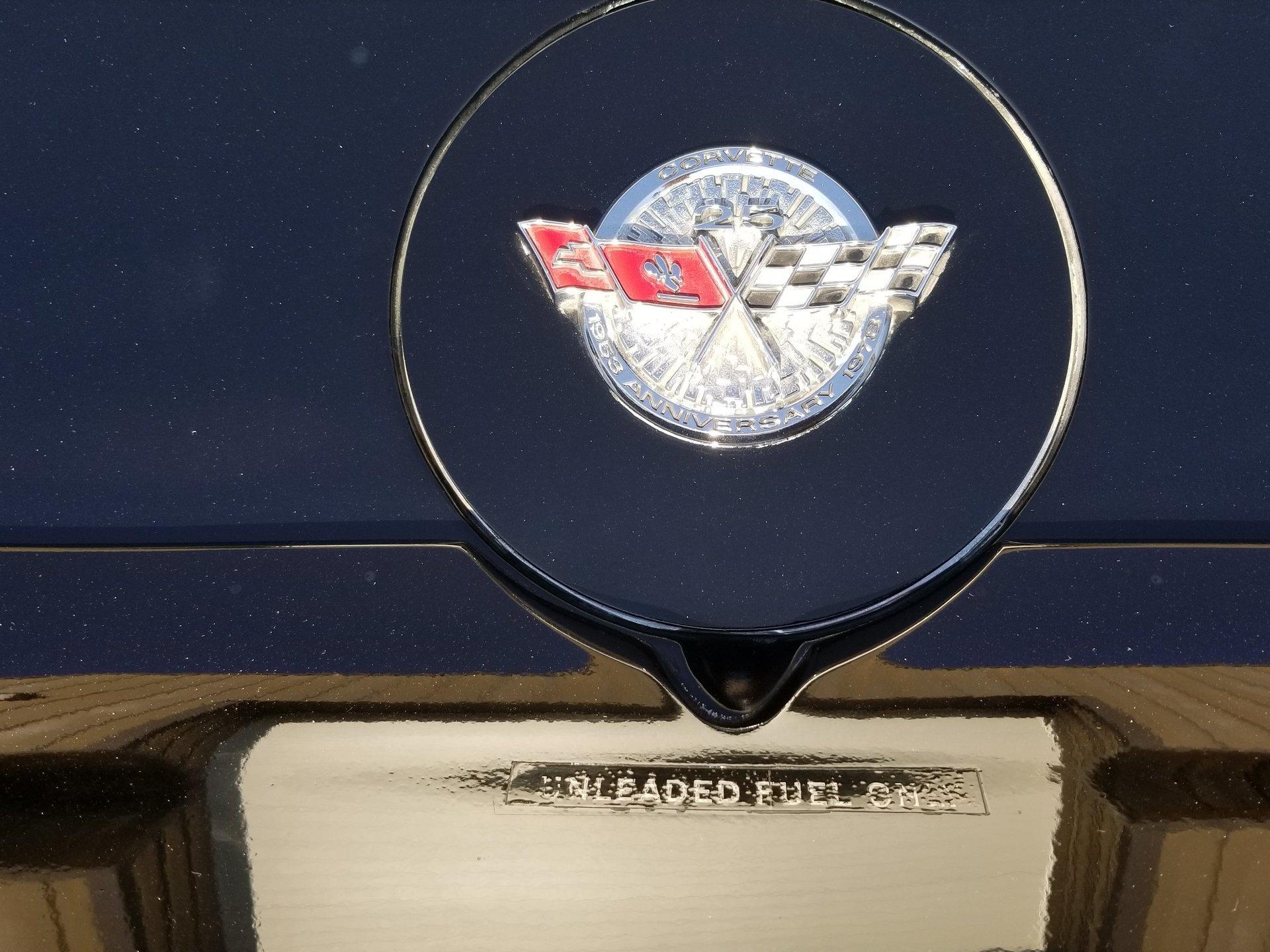 1978 Chevrolet Corvette Pace Car L 82 4 Spd 99 miles for sale
