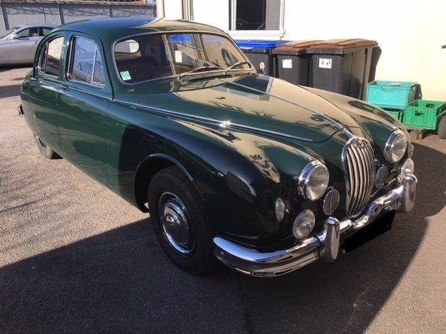 1957 Jaguar Mark I