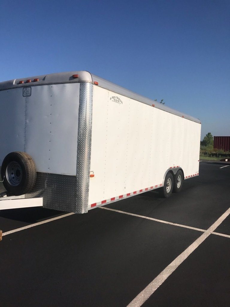 2013 Expedition by Cargo Craft 24' Trailer