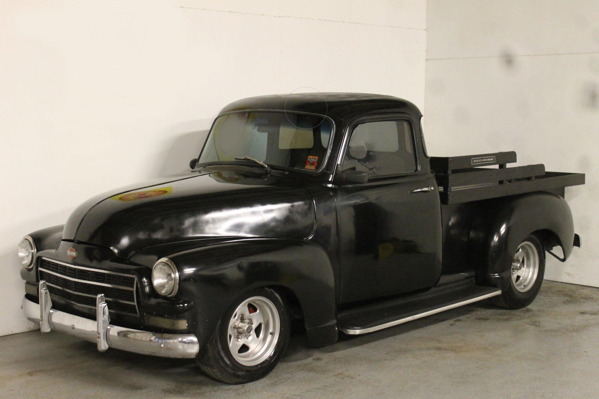 1954 Chevrolet 3100 Wheeler Auctions Pickup Truck For Sale