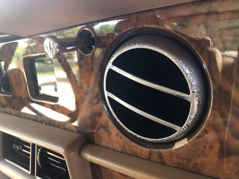 1988 1988 Rolls-Royce Silver Spur For Sale